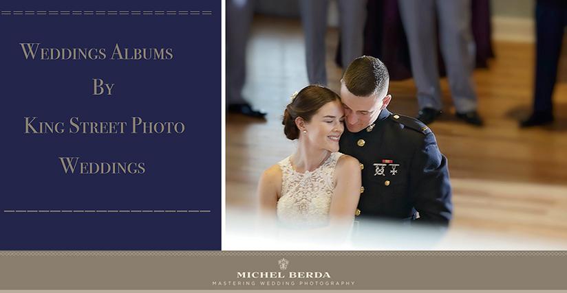 Wedding Albums By King Street Photo Weddings